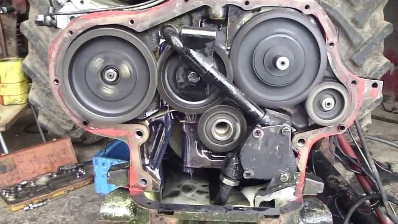 Deutz F4l912 Remont Motora By Lisnik