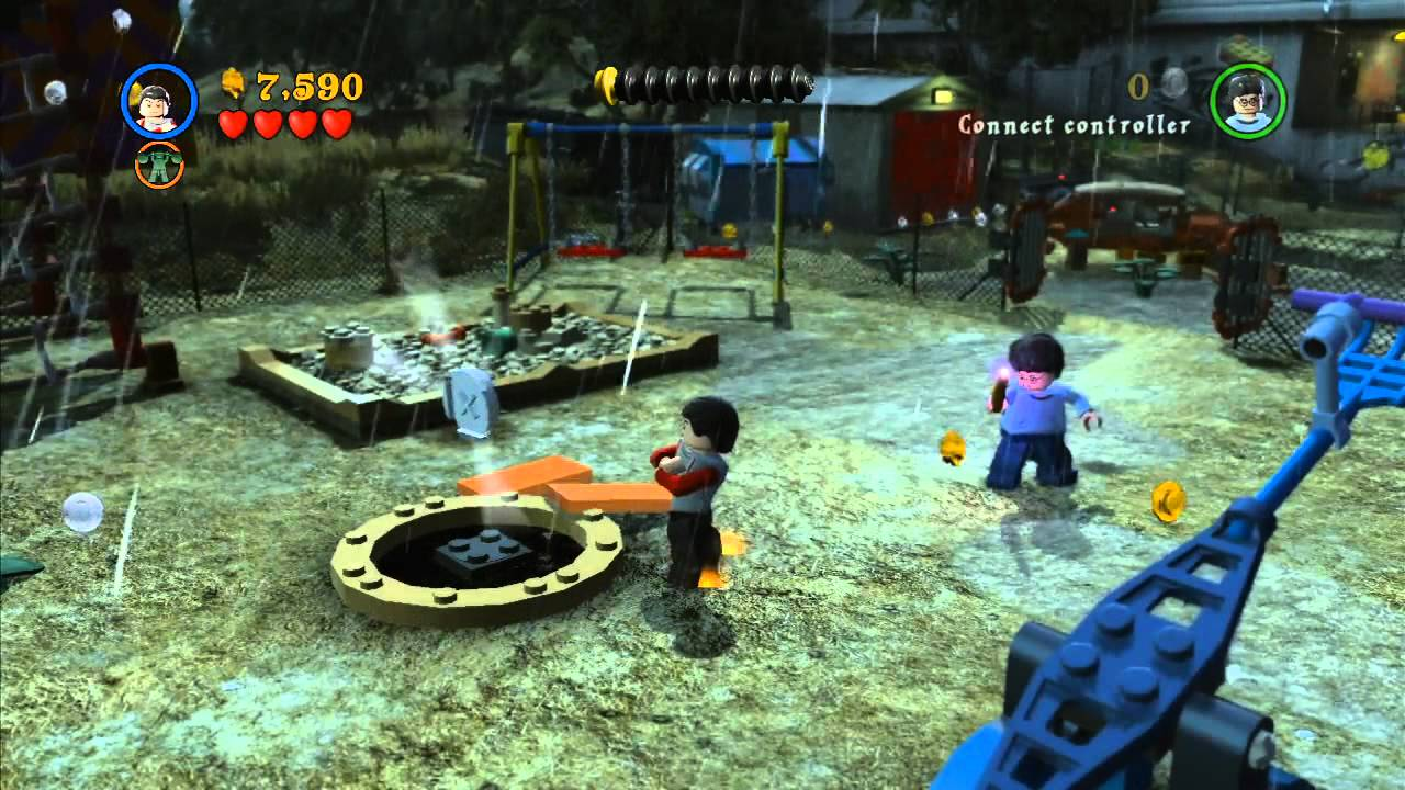 Lego Harry Potter Years 5-7: Lvl 10 / Love Hurts FREE PLAY ...
