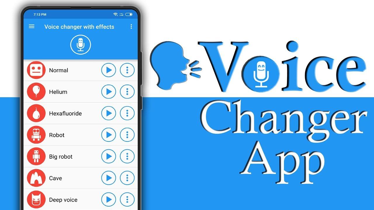 Best Voice Changer App Archives