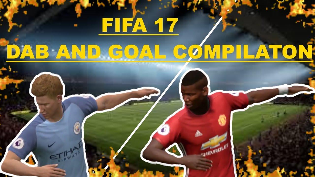 FIFA 18   DAB (I AM THE ONE) COMPILATION   Goal 'n' Dab   MoreThanFifa - YouTube
