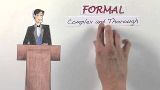 Formal vs Informal Writing: What's the Difference and When to Use Them thumbnail