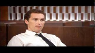 The Lincoln Lawyer - Mattew McConaughey On Brad Furman