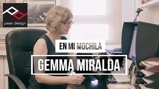 En mi mochila: Gemma Miralda