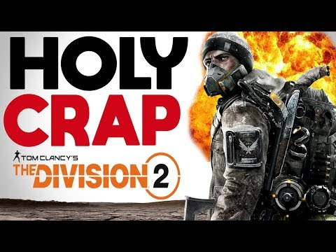 The Division 2 Is NOT What I Expected
