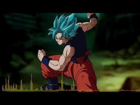 Dragon Ball Super OST - Blue Saiyan   Recreation/Arrangement