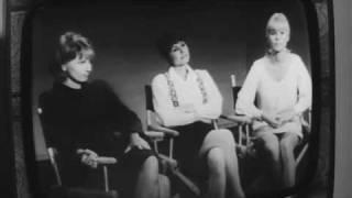фрагмент Девушки / Flickorna (Май Цеттерлинг / Mai Zetterling) [1968]