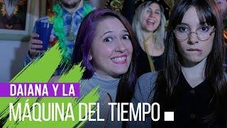 DAIANA Y LA MÁQUINA DEL TIEMPO (PARTE 2) | Hecatombe! ft. Daiana Hernández