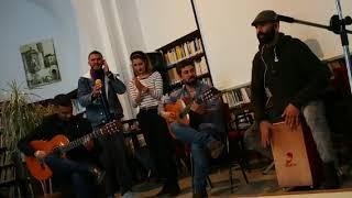 "Version flamenca por tangos hamza namira  حمزة نمرة | أغنية ""يوما تعاتبنا"" , by (Rosa&Mostafa)"