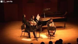 """[21세기악회] 한대섭 (DaeSeob Han) - 바이올린, 첼로, 피아노를 위한 """"밤결에"""""""