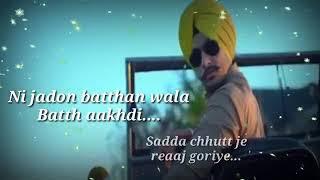 Teri ungli te putt jatt di #punjabi song for whatsp status