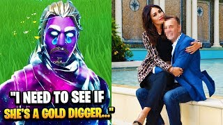 RICH KID Wanted A GOLD DIGGER Test On His GIRLFRIEND, So I Did This... (Fortnite)