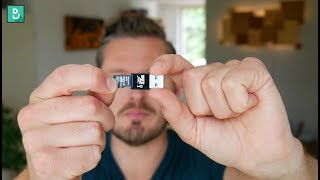 An upgradeable usb key - a very small micro sd card reader review