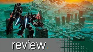 Daemon X Machina PC Review - Noisy Pixel (Video Game Video Review)