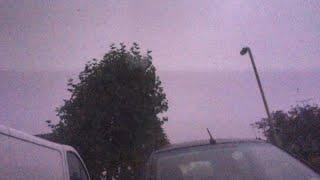 Thunderstorm, London, England. (20/09/14 - 5am)