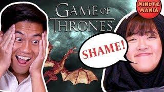 Minute Mania: Game of Thrones Quiz
