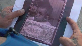 Albuquerque man searching for stolen keepsake dollar bill