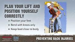 hqdefault - Back Pain Safety Talk