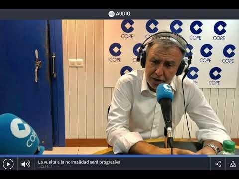 El confinamiento durará todo abril, augura el presidente de Canarias