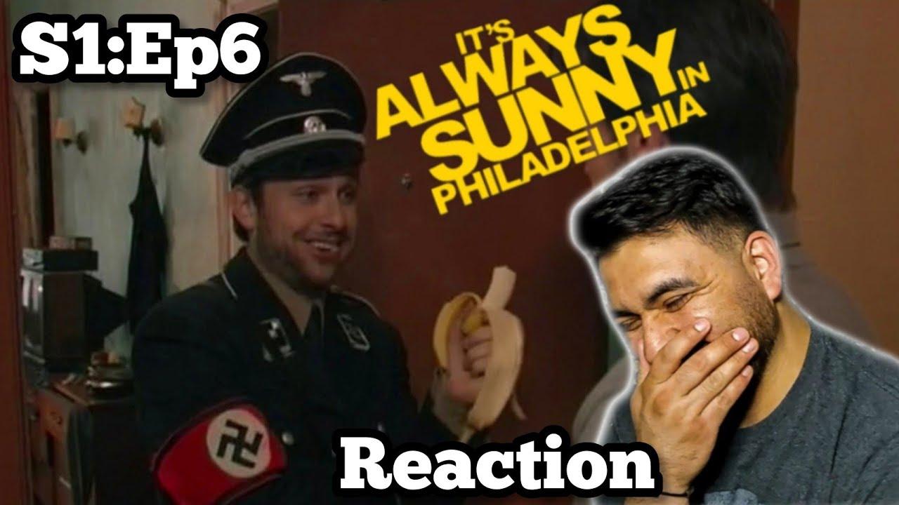 "Download It's Always Sunny in Philadelphia REACTION Season 1 Episode 6 ""The Gang Finds A Dead Guy"""