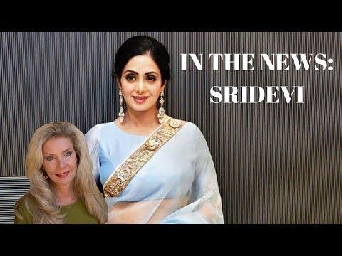 In the News  Sridevi