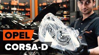 Naprawa OPEL CORSA samemu - video przewodnik samochodowy