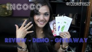 INCOCO Nail Applique Demo - Review - Giveaway (CLOSED) Thumbnail