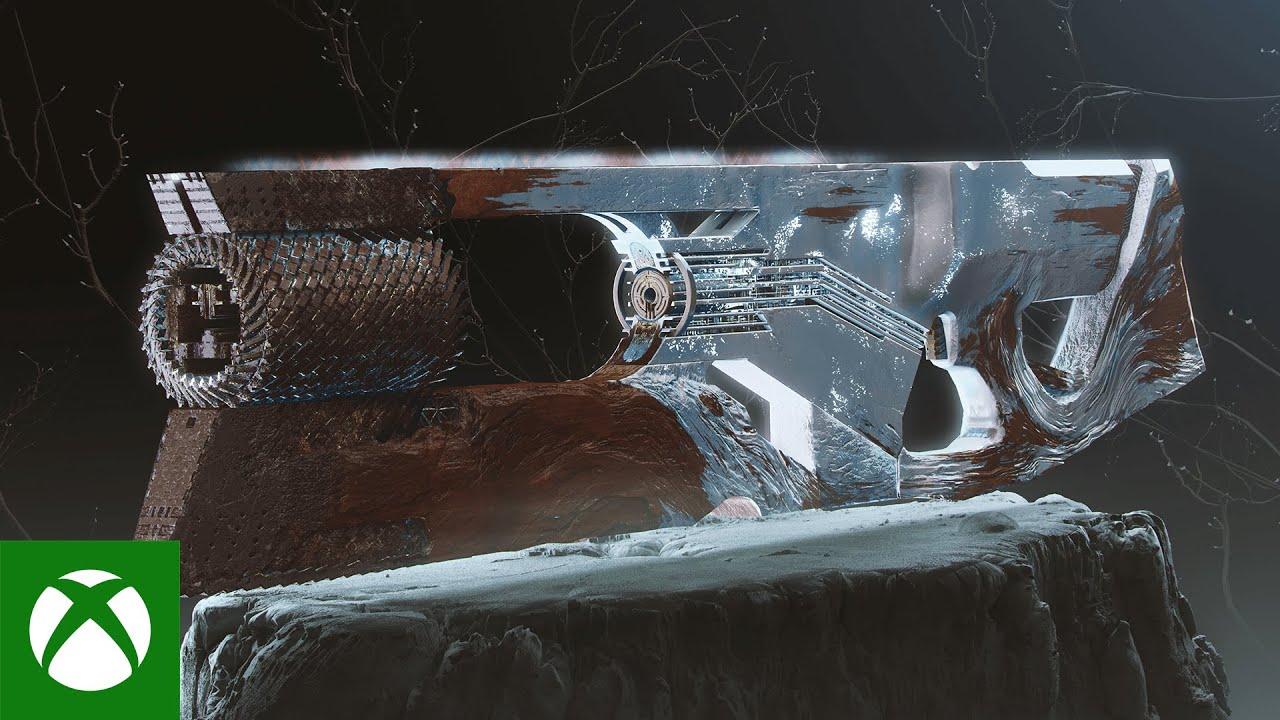 Destiny 2: Season of Arrivals – Ruinous Effigy – Exotic Trace Rifle Trailer