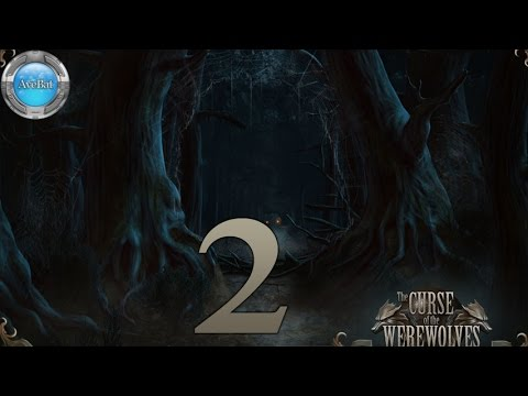 Let's Play The Curse of the Werewolves part 2 First Steps Inside
