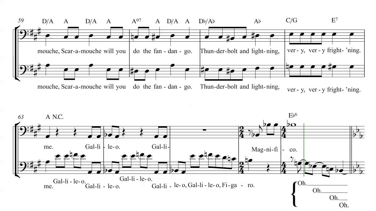 Cello bohemian rhapsody queen sheet music chords and vocals cello bohemian rhapsody queen sheet music chords and vocals youtube hexwebz Gallery