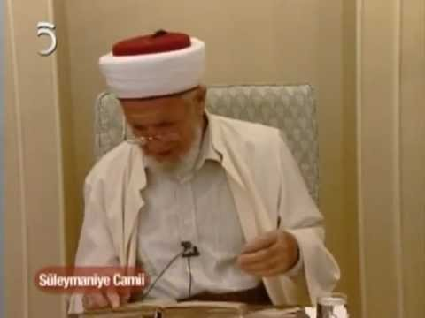 Farz ve Sünnet Namazı Farklı yerde kilmak Prof. Dr. Cevat Akşit