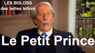 LES BOLOSS des belles lettres : Le Petit Prince #BDBL
