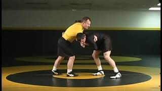 Desperation Down by 3 or More:  Chest to Chest Snap to Cement Job