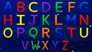 Alphabet Song | HooplaKidz Nursery Rhymes & Kids Songs