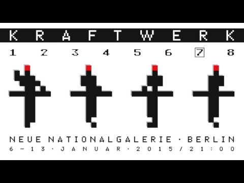 Kraftwerk - Der Katalog 7 - Neue Nationalgalerie, Berlin, 2015-01-12