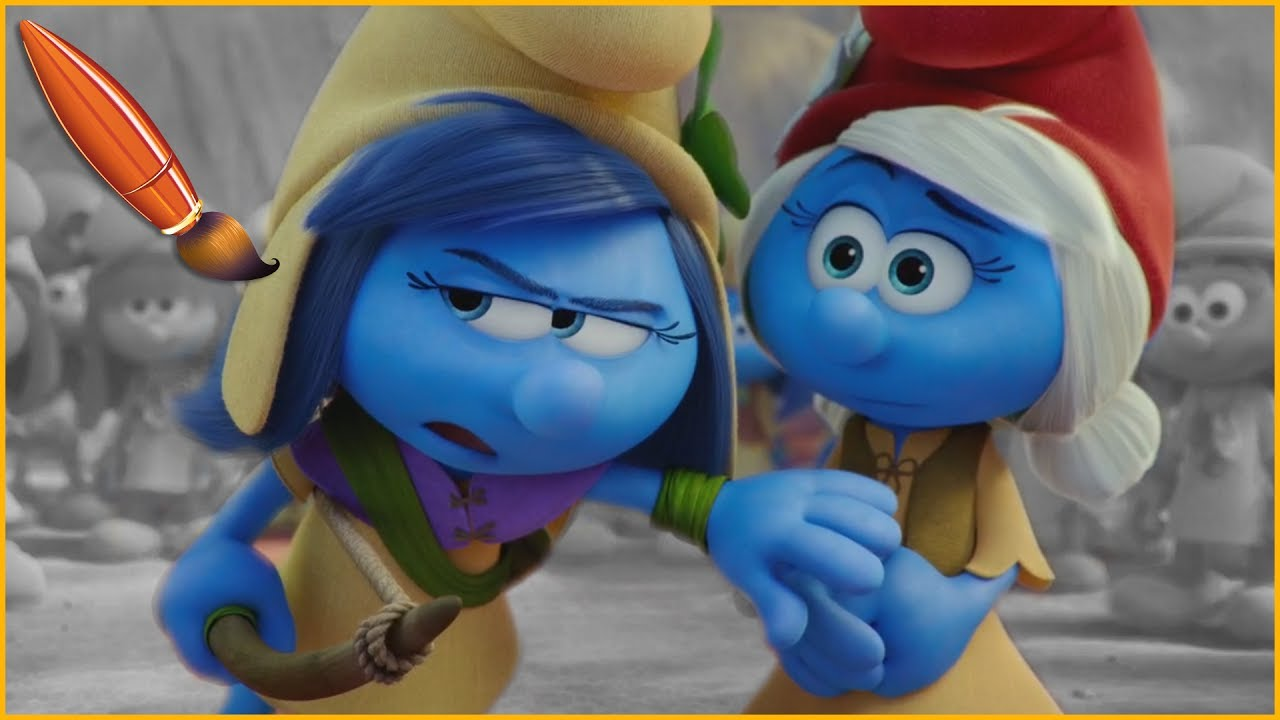 Smurfstorm Protects Smurfwillow