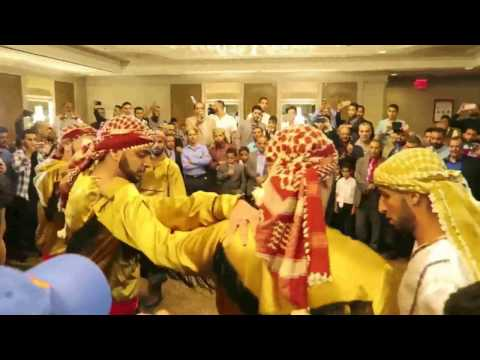 Palestinian Dabke Dance