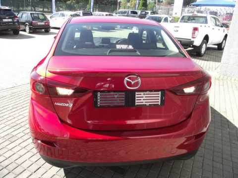 2015 mazda 3 mazda 1 6 dynamic auto for sale on auto trader south africa youtube. Black Bedroom Furniture Sets. Home Design Ideas