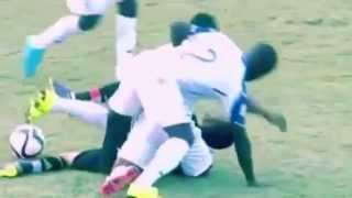 Impactante fractura de jugador hondureño: Luis Garrido