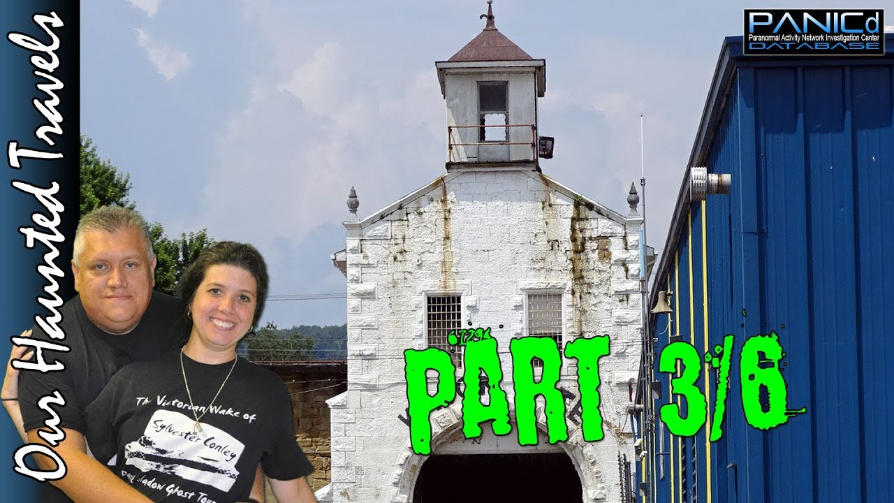 West Virginia Penitentiary Tour - Moundsville Prison - Part 3 of 6 by: Our Haunted Travels - PANICd