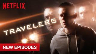 Video Trevor  - Character  (Travelers Netflix) Funniest Scenes download MP3, 3GP, MP4, WEBM, AVI, FLV Juli 2018