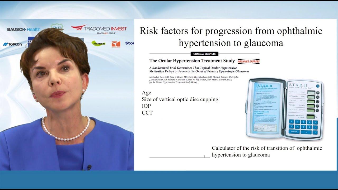 Glaucoma progression: epidemiological studies, risk factors and predictors