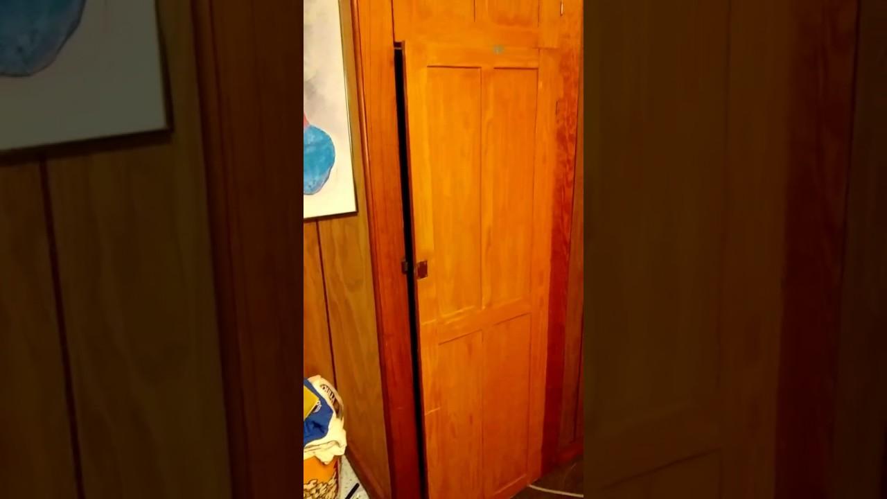 Homemade Closet Sauna IR