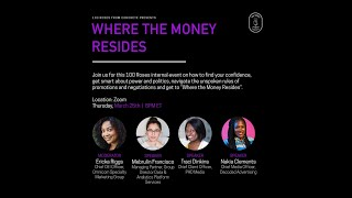 Womxn Heritage Month  Where The Money Resides