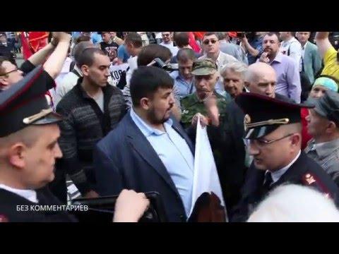 Михаил Абрамян в новой постановке администрации города Краснодара