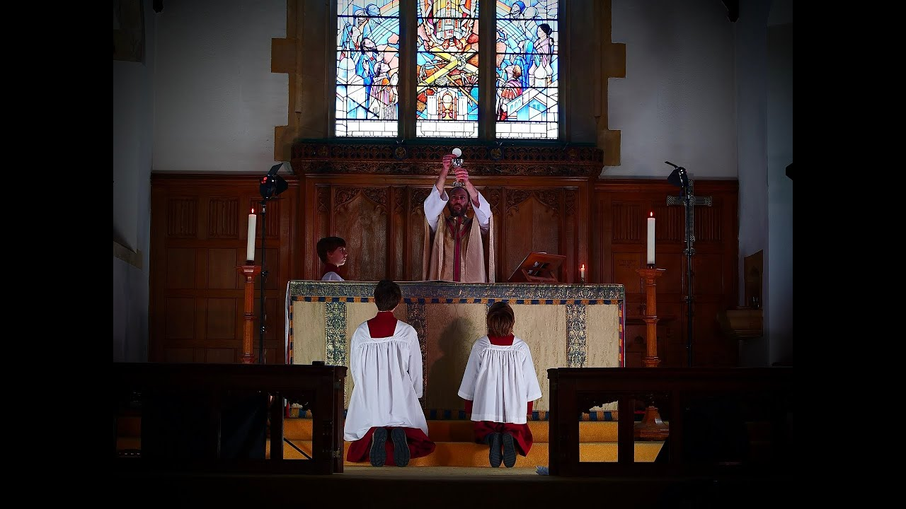 Holy Communion 17th May 2020 : Loving God through keeping his laws