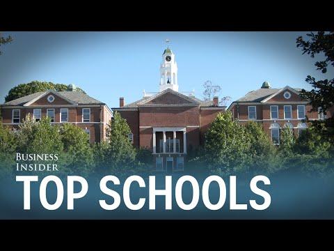 11 smartest boarding schools in America