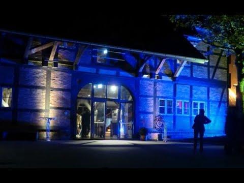 Nacht Der Lichter In Hamburg-Harburg 2015 - Slide-Show