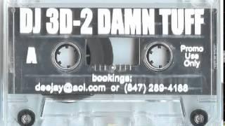 DJ 3D - 2 Damn Tuff (Side A)
