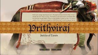 AoE II: HD - Prithviraj - Battles of Tarain