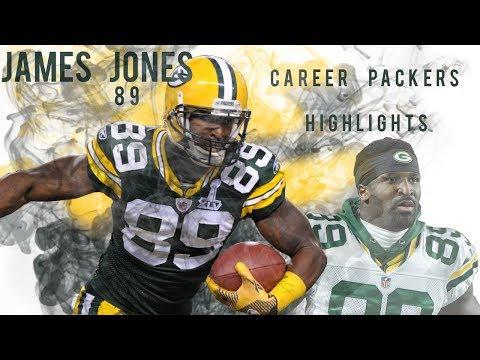 James Jones  Centuries  Offical Packers Career Highlights